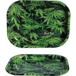 Black Leef Weed Tray