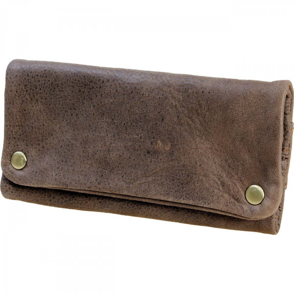 'Kavatza' Tobacco Pouch smooth brown